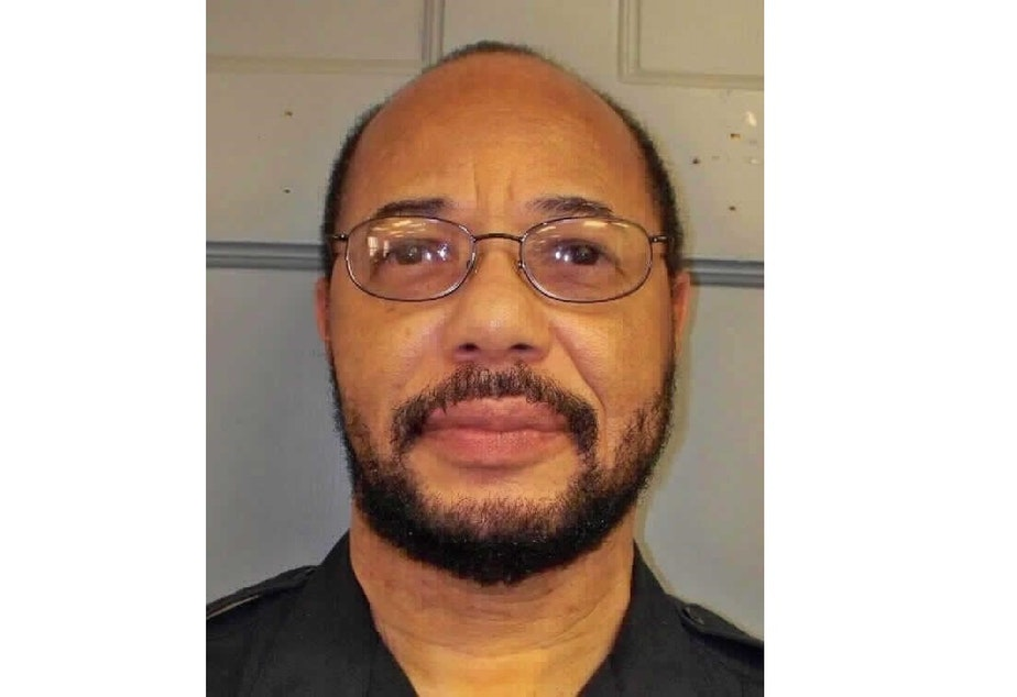 caption: Corrections officer Berisford Anthony Morse, 65, died May 17, due to complications from Covid-19.