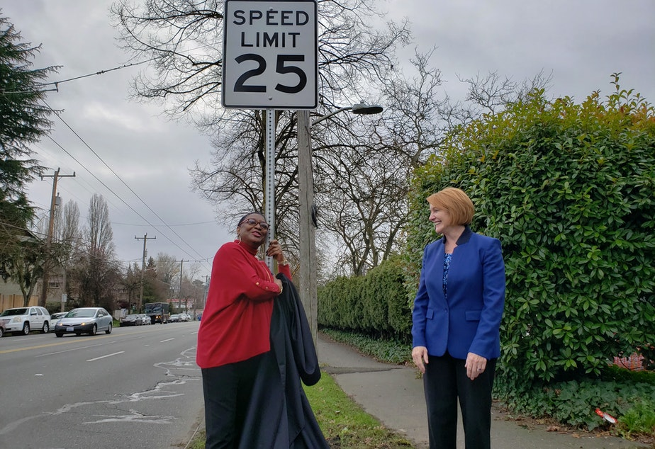 25 mph: Seattle's new citywide speed limits