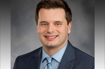 State Representative David Sawyer, a Tacoma Democrat, was in third place after early primary returns.