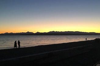 Richmond Beach and the Olympic Mountains on Puget Sound, which could see fewer water-quality and shoreline regulations