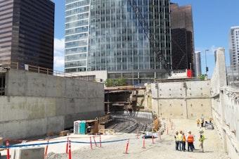 Bellevue's new light rail tunnel will open in 2023