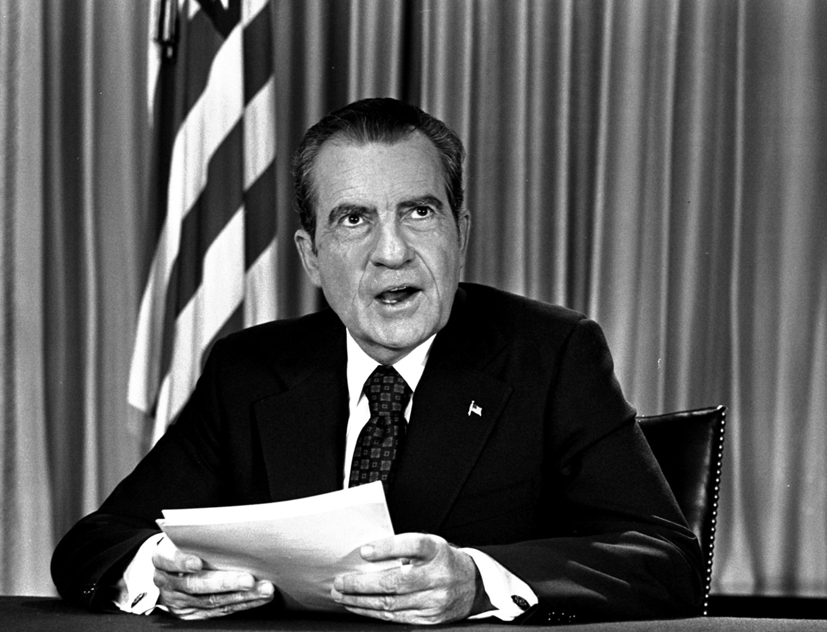 Beyond Watergate: Richard Nixon's Legacy Offers Lessons In The Trump Era