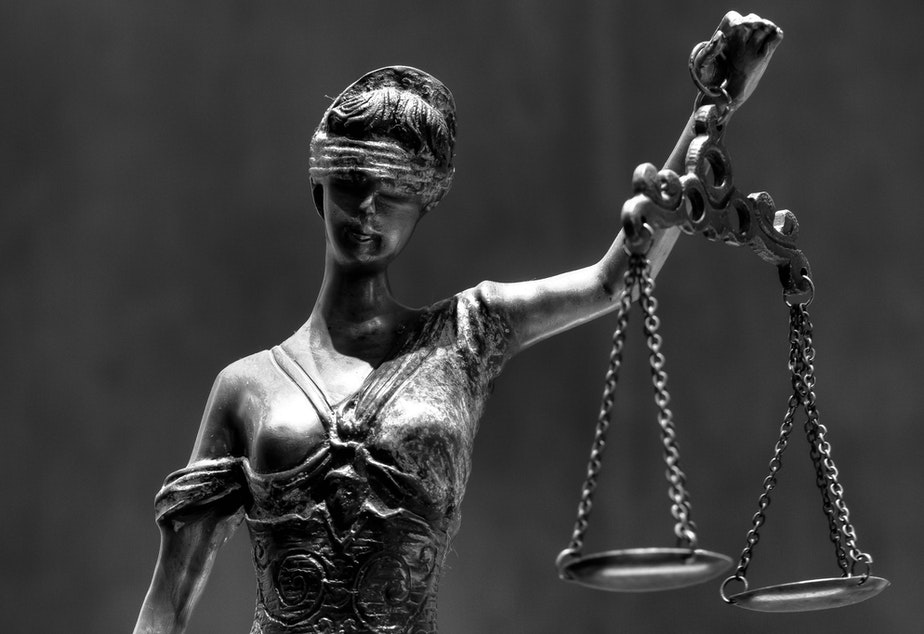 caption: Justice may be blind, but companies and officials go into judgments about the worth of life with eyes wide open.