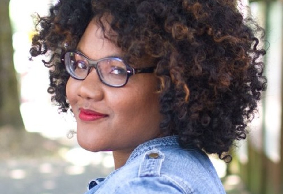 caption: Tonya Mosley, creator of the Black in Seattle series.