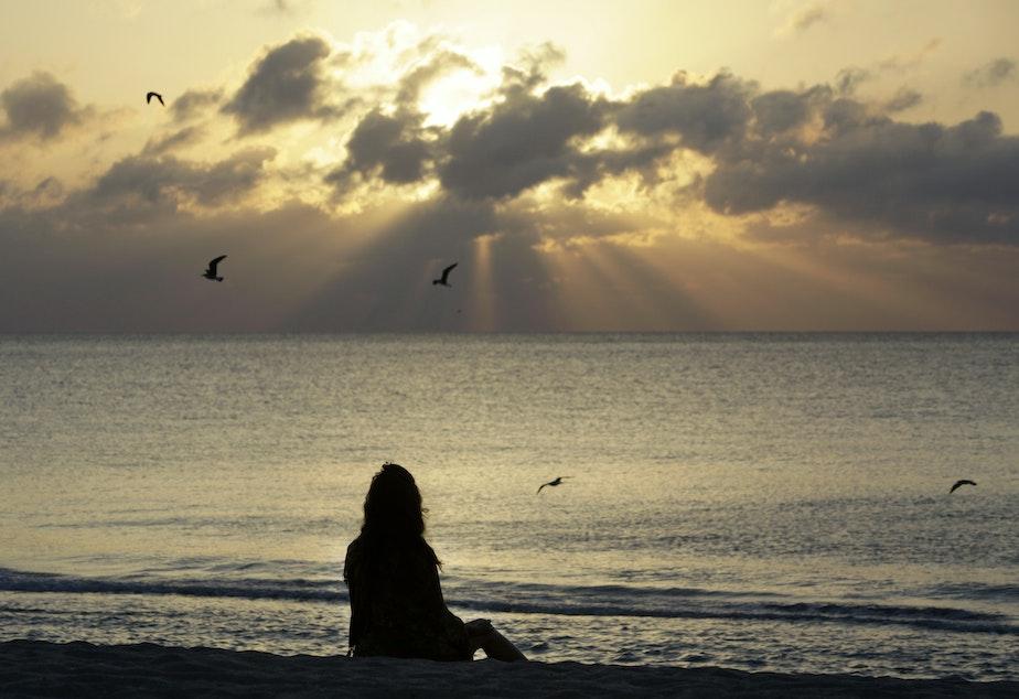 caption: Miami Beach, Fla. Wednesday, April 28, 2010. (Lynne Sladky/AP)