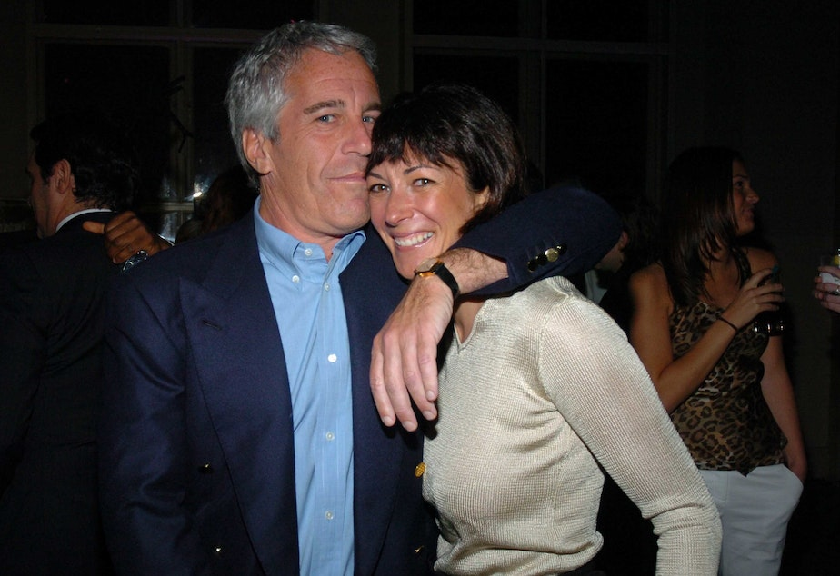 KUOW - Jeffrey Epstein Update: Read The Deposition That Ghislaine Maxwell  Fought To Hide
