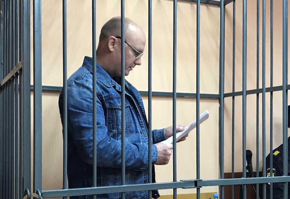 Sergei Klimov is the eighth Jehovah's Witness to be sentenced since ban calling the banned the religious group as an extremist organization went into effect in 2017, Reuters reports.