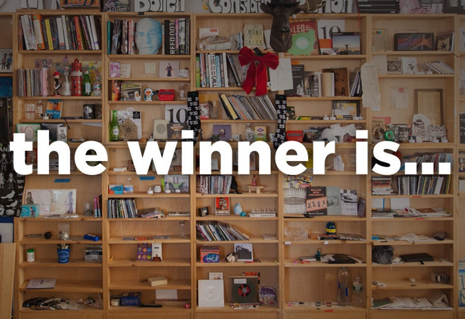 And the Tiny Desk Contest winner is...