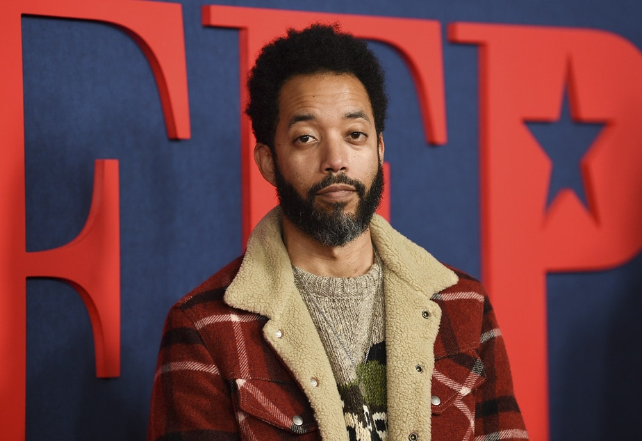 "Wyatt Cenac attends the premiere of the final season of HBO's ""Veep"" at Alice Tully Hall on Tuesday, March 26, 2019, in New York."
