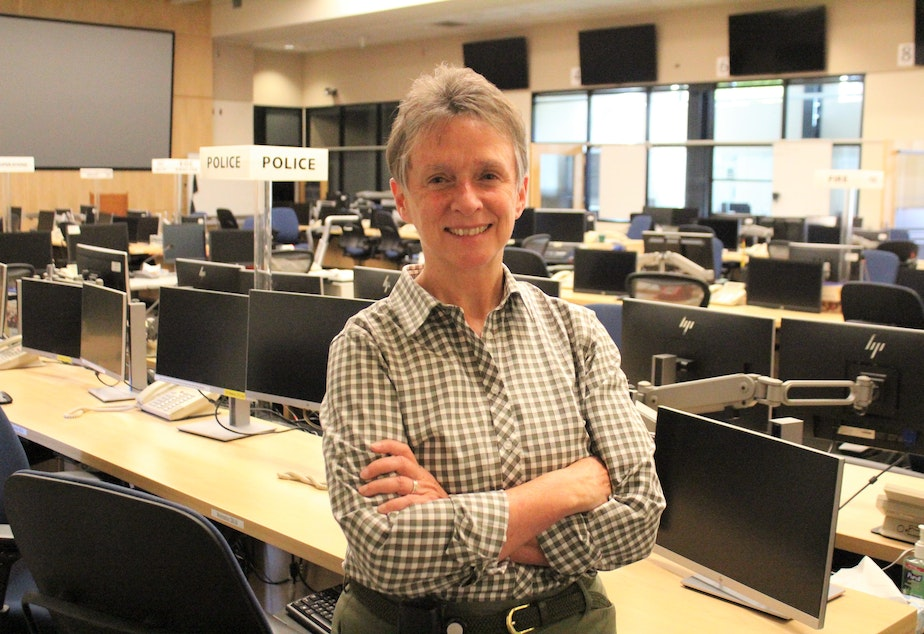 Barb Graf, head of Seattle Office of Emergency Management