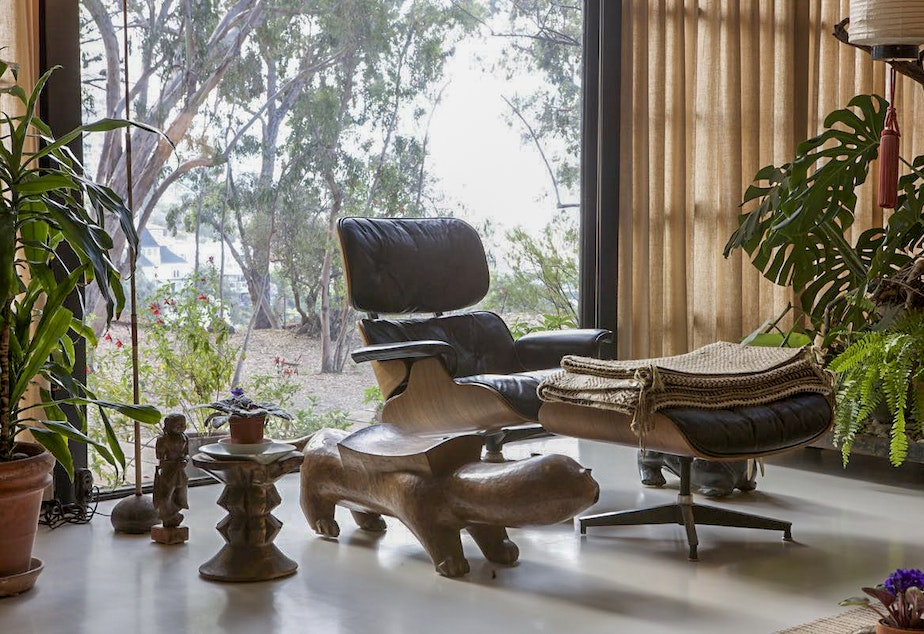 Outdoor Tabletop Fire Bowl, Kuow Charles And Ray Eames Made Life Better By Design Their Home Was No Exception