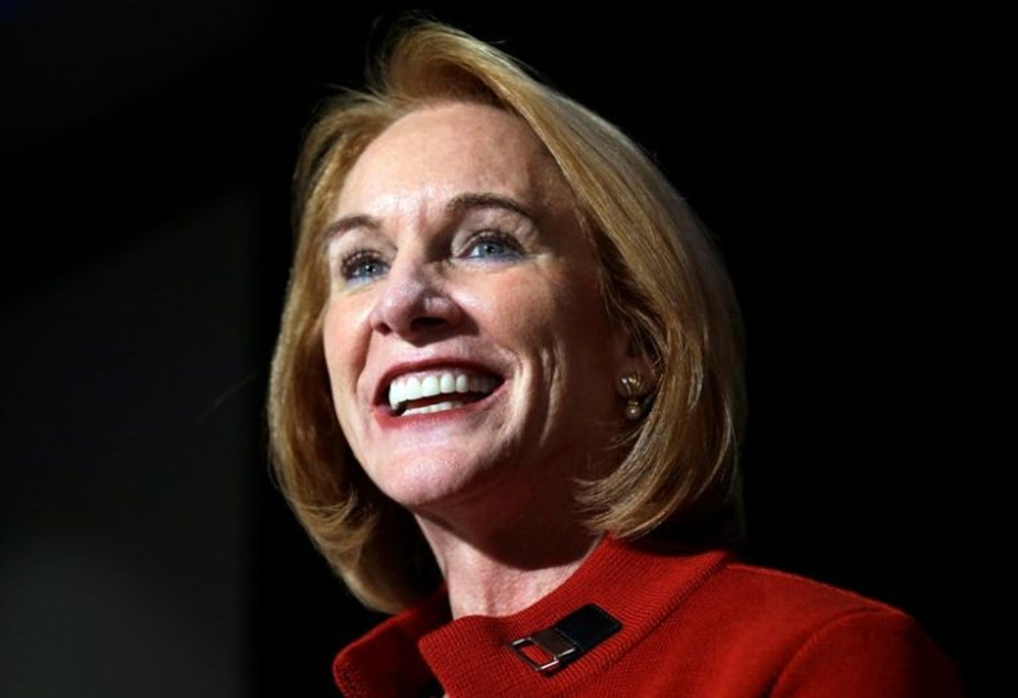 It's the first birthday party of a Seattle led by Jenny Durkan.