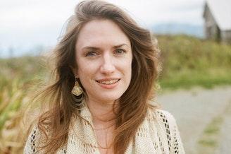 Writer Kate Lebo