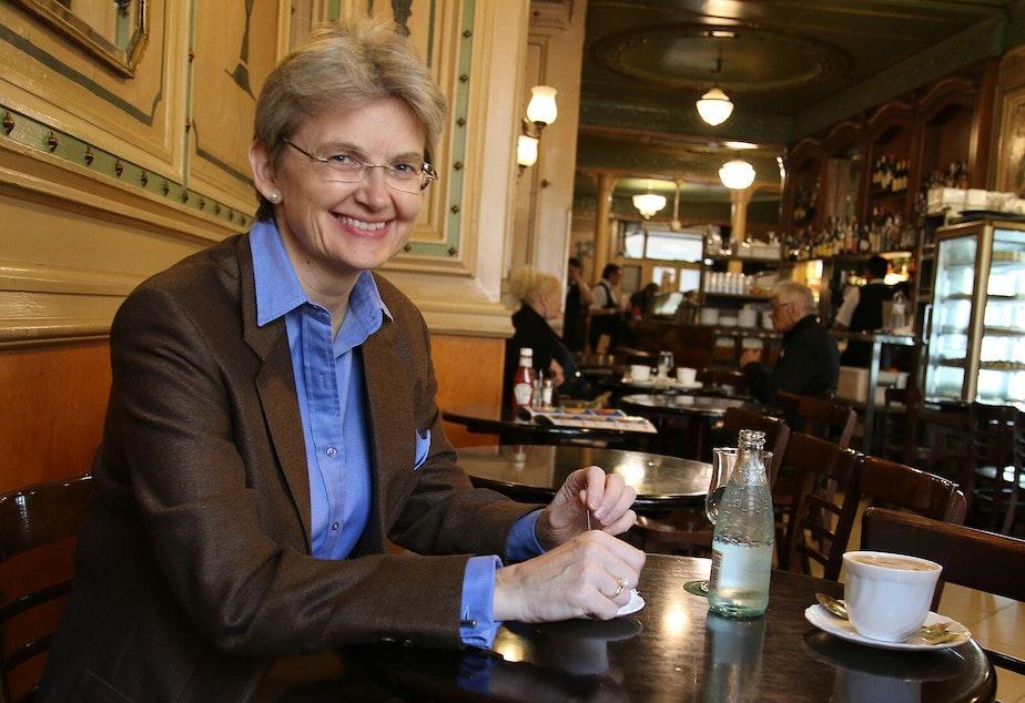 New Seattle Opera General Director Christina Schepplemann