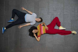 Jeannie Yandel and Eula Scott Bynoe are co-hosts of Battle Tactics For Your Sexist Workplace, a new podcast from KUOW Public Radio in Seattle.