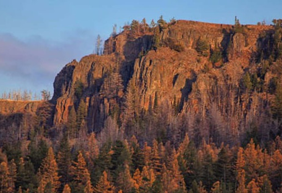 caption: <p>In the Ochoco National Forest, North Point overlooks Bridge Creek Wilderness at sunrise.&nbsp;</p>