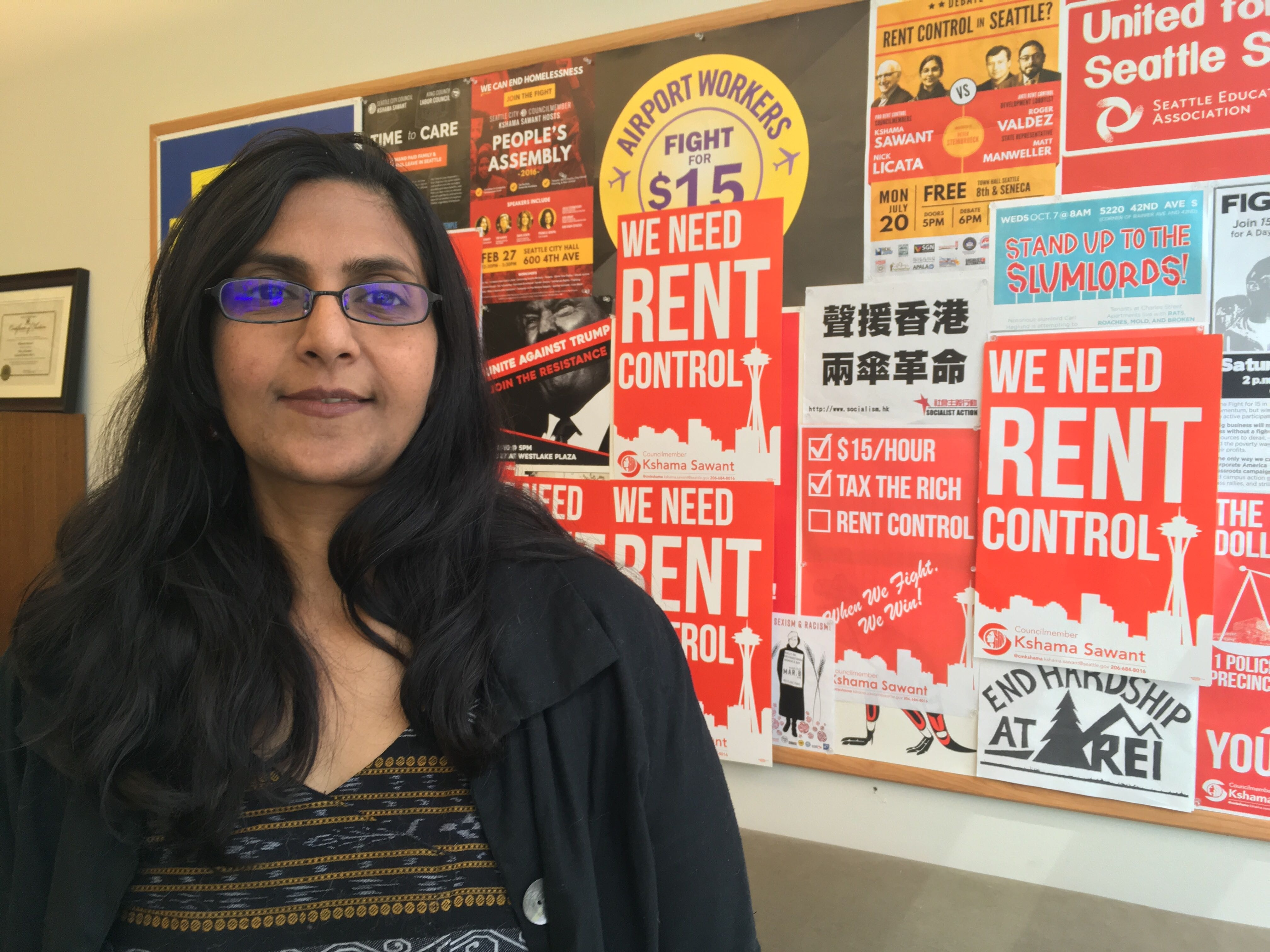 Sawant: This is the time to push for rent control