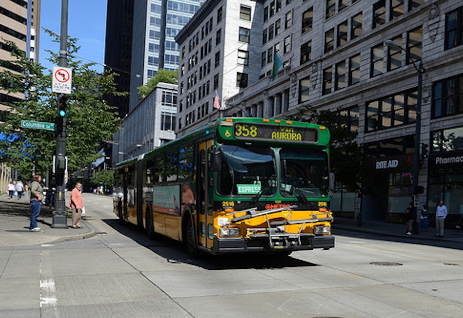 KUOW - King County Metro Could Cancel Nearly 30 Percent Of