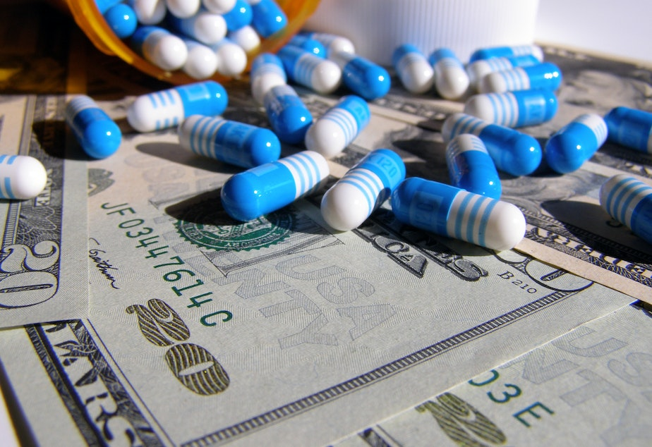 All those little pills add up to big bucks.