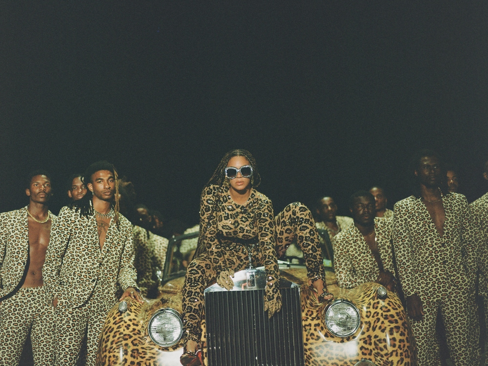 KUOW - Beyonce's Visual Ode, 'Black Is King,' Arrives