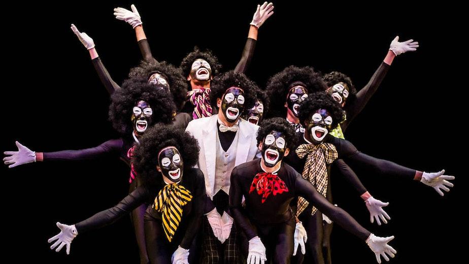 Spectrum Dance Theatre Minstrel Show 2015