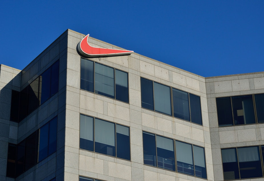 caption: Nike has entered into a new contract with the University of Washington that includes changes to its overseas factory inspections.