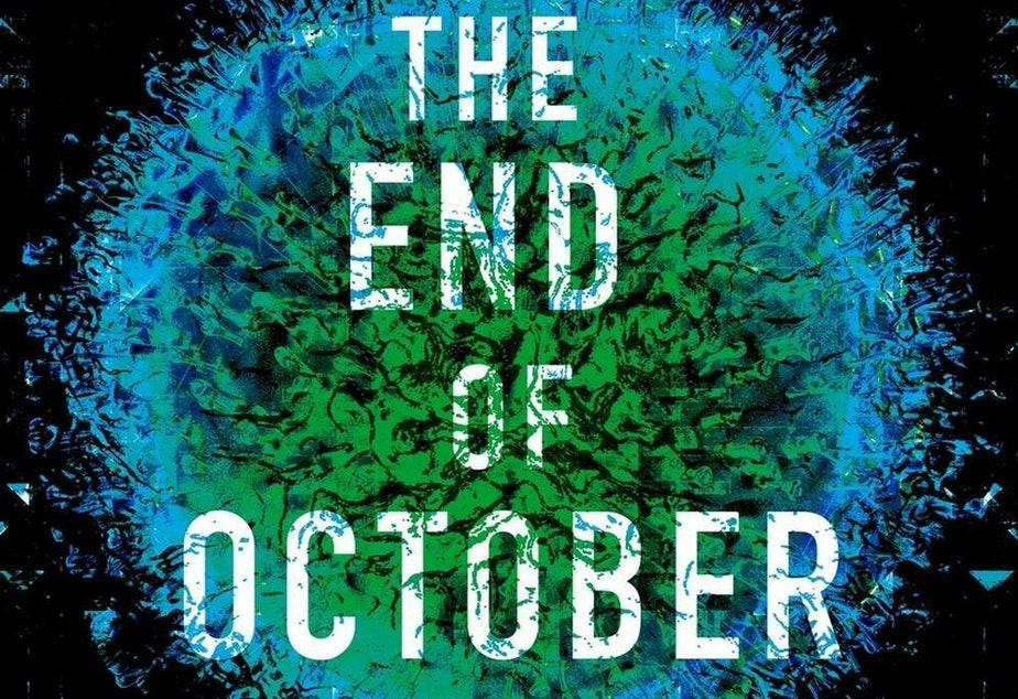 caption: Lawrence Wright's The End of October