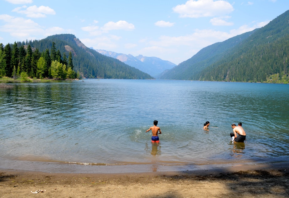 Lake Kachess.