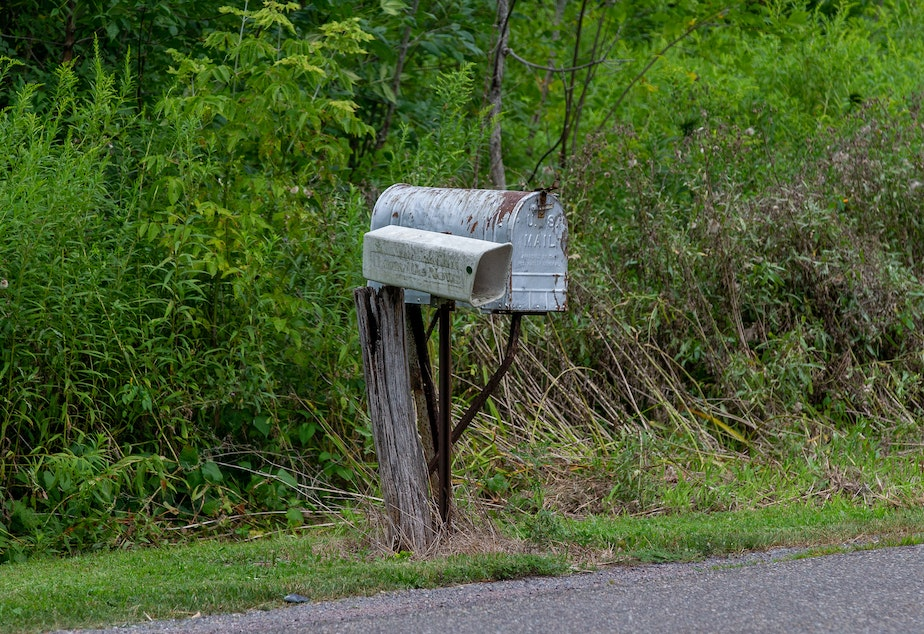 caption: The United States Postal Service warned states in late July 2020 that it might not be able to deliver mail-in ballots in time to be counted. Amid a growing outcry from rural leaders, the agency's director recently backed down from planned broad cuts and changes.
