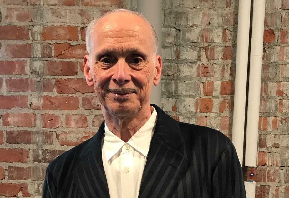 John Waters at Town Hall Seattle