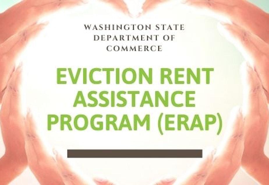 caption: Eviction Rent Assistance Program.
