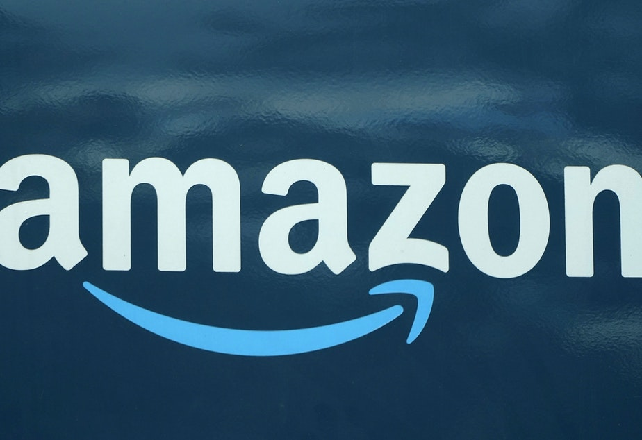 caption: Amazon has launched an online pharmacy, sending shares of CVS, Walgreens and Rite Aid tumbling.