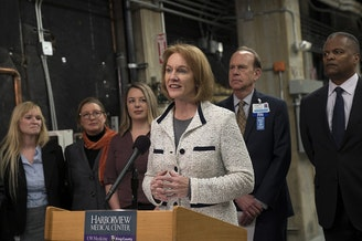 Mayor Jenny Durkan is including funding for a proposed safe injection site in her budget.