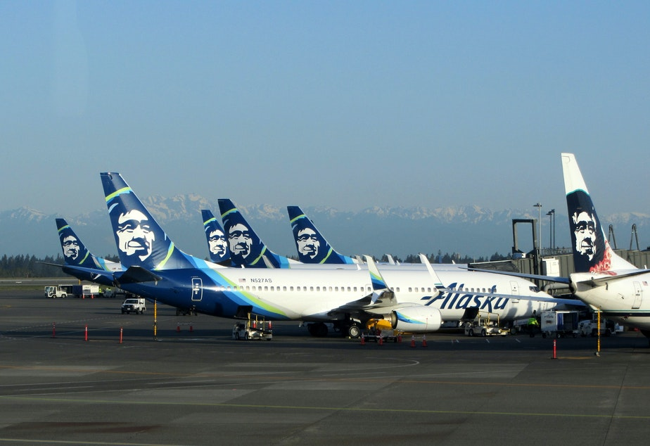 caption: The hunt is on for a second major airport to serve Western Washington after Sea-Tac Airport reaches capacity.
