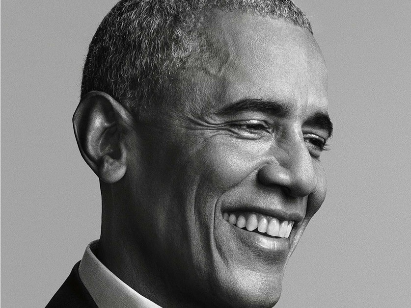 Former President Obama Tells His Story His Way — And Makes His Case For History