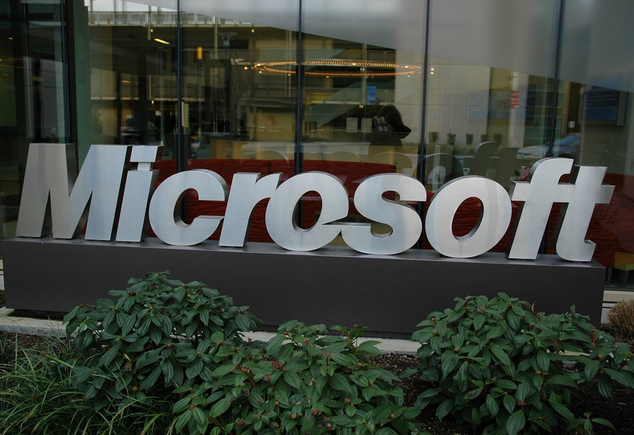 kuow microsoft will buy no more of its own stock for 401k
