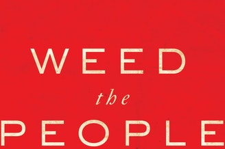 "Bruce Barcott's book, ""Weed the People."""