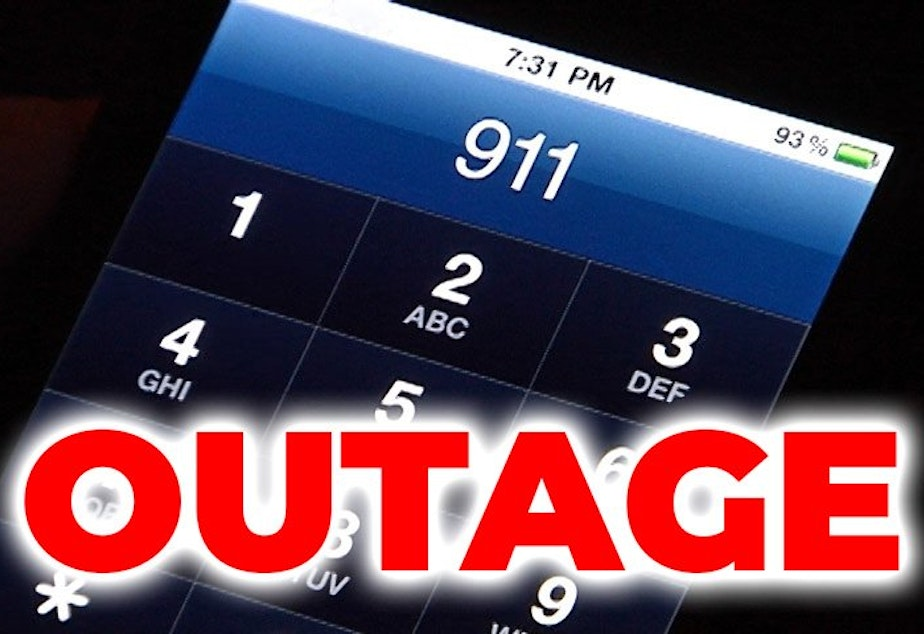 911 outage - photo #3