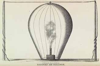 In order to escape a Barbadian plantation, Washington Black takes flight in an untested hot air balloon.