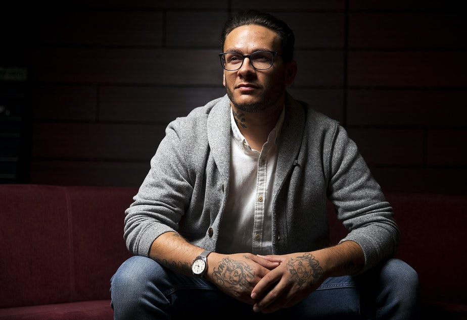 Giving back hope: former homeless gang member creates a new career path as writer and lead in piloted series