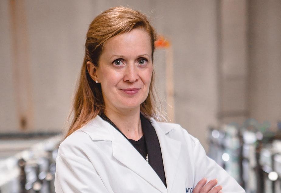 Christina Lomasney, CEO of Modumetal