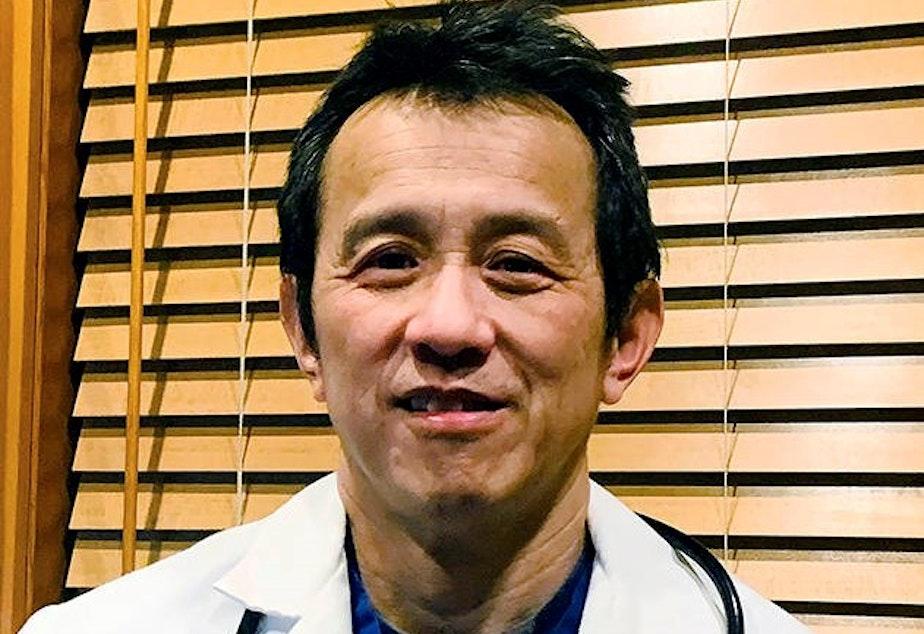 caption: Dr. Ming Lin