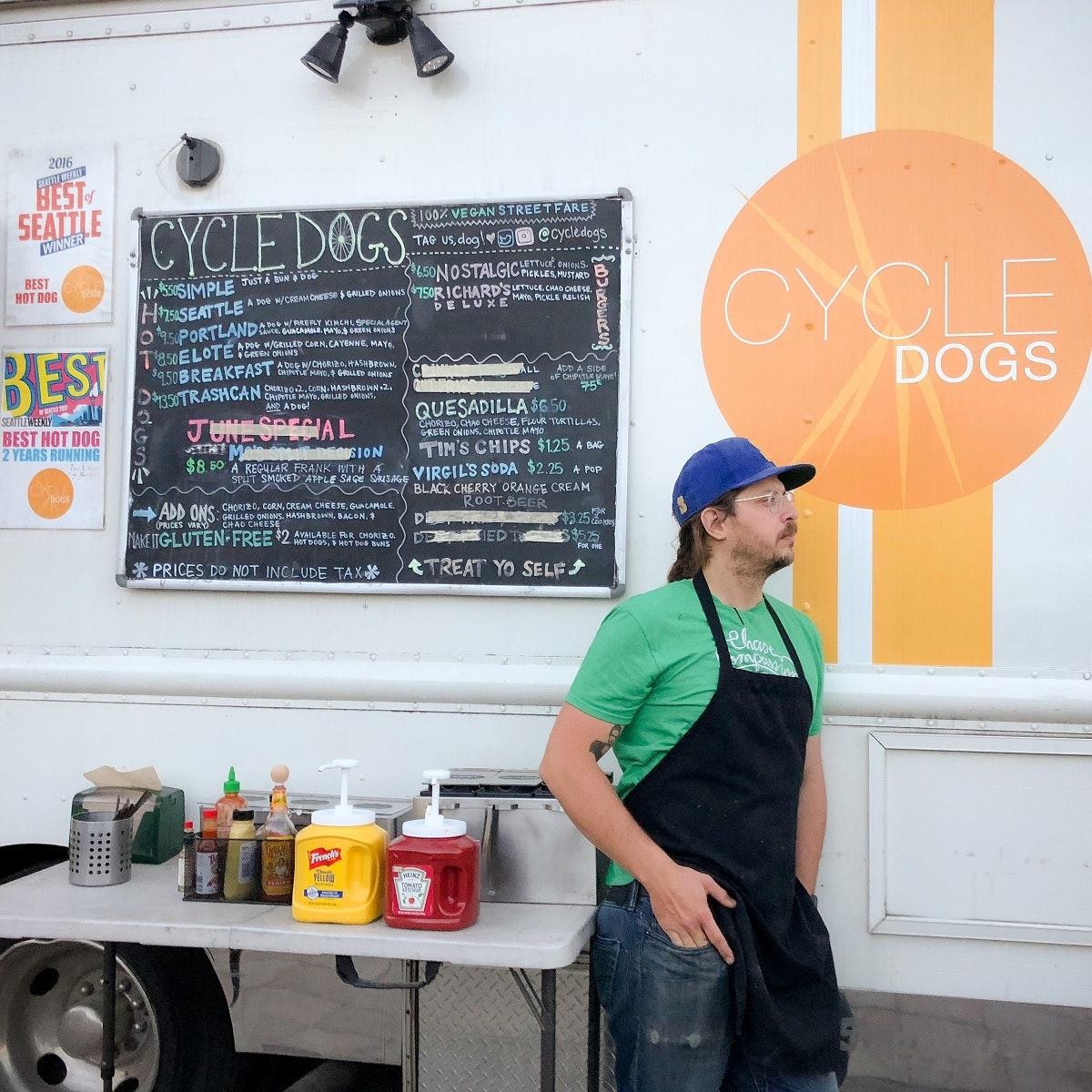 POLAROIDS: How Seattle's signature hot dog got its cream cheese