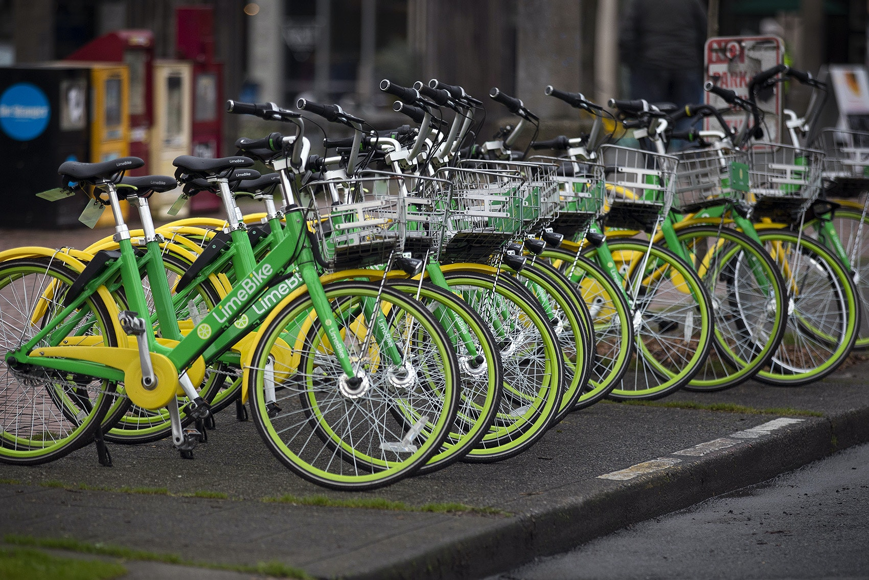 can share bikes make money