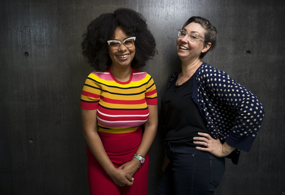 Laugh/cry with co-hosts Eula Scott Bynoe and Jeannie Yandel while you figure out what to do about sexism.