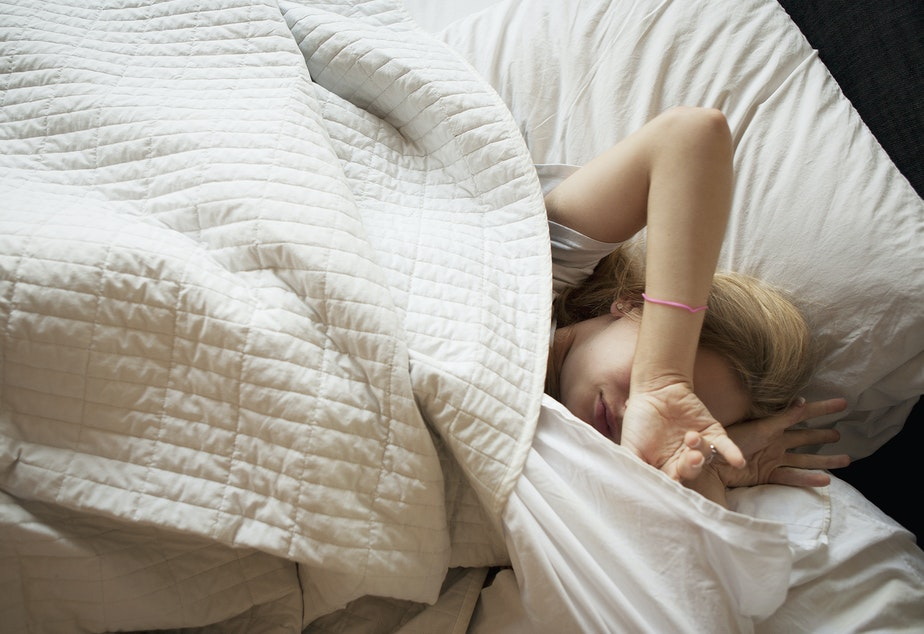 Teens biological clock drives them to stay up late and sleep in. Most school start times don't accommodate that drive.
