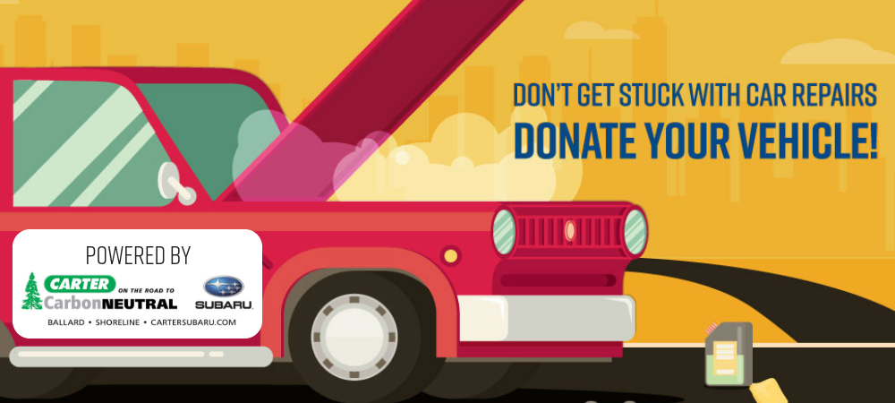 Kuow Donate Your Car
