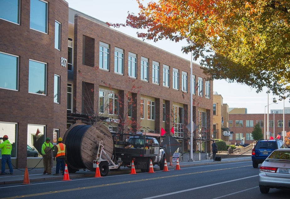 CondoInternet is expanding broadband through Fremont to Ballard.