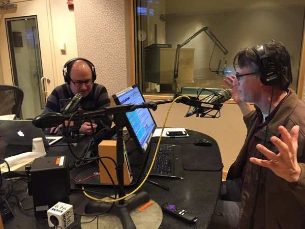 KUOW   Rift, Valve, Holo: What Virtual Reality Means For Seattle