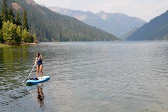 Lake Kachess.